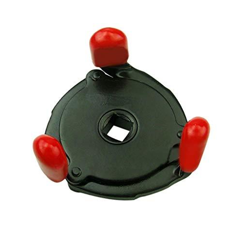 MA87 Ölfilterschlüssel Universal 3 Jaw Einstellbare alle Spin-on-Filter 2-1/2 bis 3 7/8 -