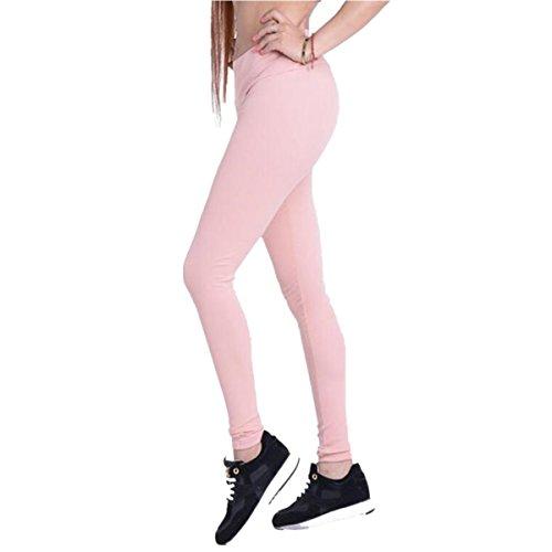 Dreamskull Leggings Jeggings Treggings Bleistifthose Stretchhose Damen Mädchen Hose Lang High Waist Skinny Slim Fit Schwarz Yoga Joggingshose Stretch Workout Fitness