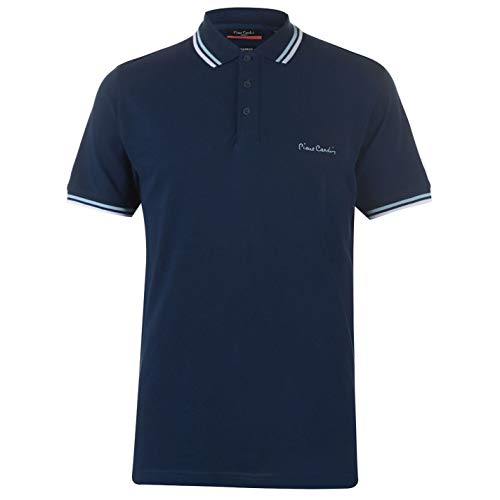 Pierre Cardin - Camisa Polo punta - Camisa Polo hombre
