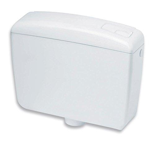 Aussenansicht im Feld WC dual Toilette spülen spülen