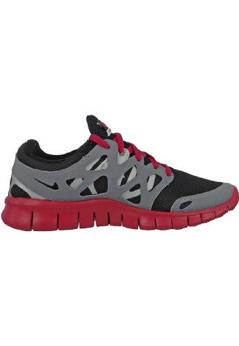 Nike Free Run 2 EXT Black 536746 001 black-black-cool grey-fuchsia (536746-001)