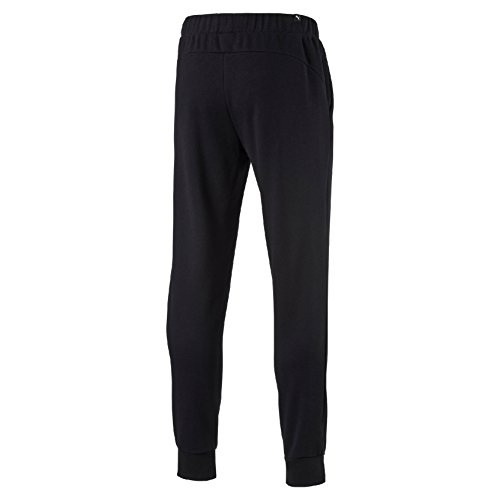 Puma Herren Ess No.1 Sweat Pants, Tr, Cl Hose Cotton Black