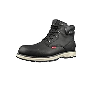 Levi's Arrowhead 228777-829-159 Men's Walking Boots Regular Black 9