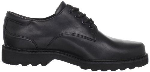 Rockport Northfield Leather, Herren Halbschuhe Black