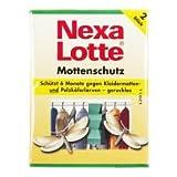 NEXA LOTTE Mottenschutz doppelt, 1 Pck