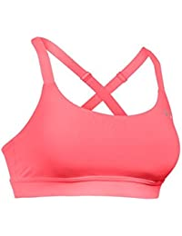 Under Armour Fitness Bustier and Top Eclipse