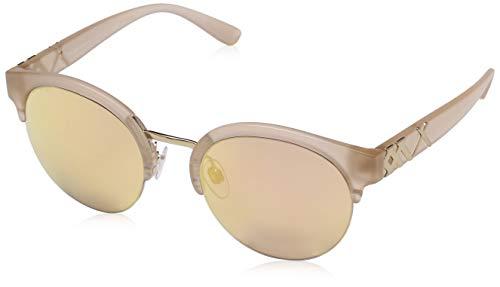 BURBERRY Damen 0Be4241 36427J 52 Sonnenbrille, Pink/Gold/Brown Rose
