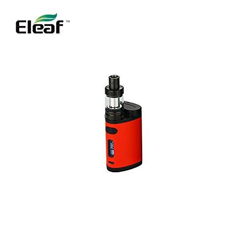 Eleaf iStick Pico Dual TC 200Watt / MELO 3 Mini Full Kit Farbe Rot (Akku-heat-tool)