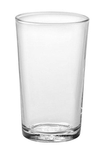 Duralex - unie gobelets Verre Clair, Lot de 6, Verre, claire, 250 ml. ( 8 1/2 oz. )