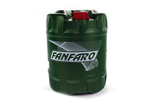 1 x 20L FANFARO VSX 5W-40 SN/CF / Vollsynthetisches Motoröl 229.3/226.5 501.01/502.00/505.00