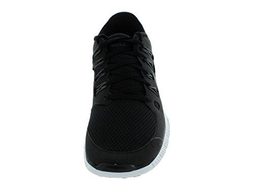 Nike Free 5.0+ Chaussure De Course à Pied Noir (Black/Dark Grey/White)