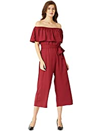 bc9bb1816447 Amazon.in  Jumpsuits - Dresses   Jumpsuits  Clothing   Accessories