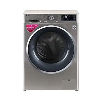 LG 9 kg Inverter Wi-Fi Fully-Automatic Front Loading Washing Machine (FHT1409SWS, STS-VCM)