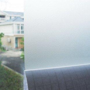 Vinilo acido arenado traslucido para cristal, mampara, ventana, etc. Lamina de vinilo a granel. Medida: 30x120cm