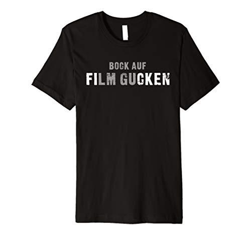 Bock auf Film Gucken Bock auf Ficken T-Shirt