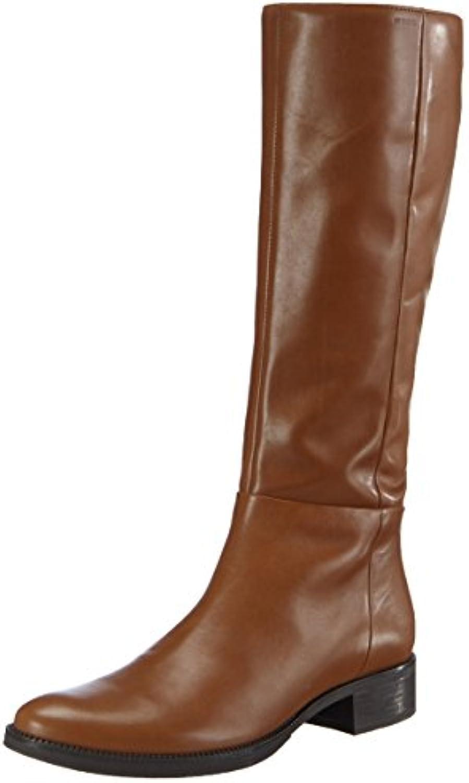 Geox D Mendi Q, Stivali da Equitazione Donna | | | Trendy  b679ed