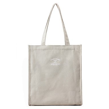 Frauen Canvas Sport and Outdoor Umhängetasche White