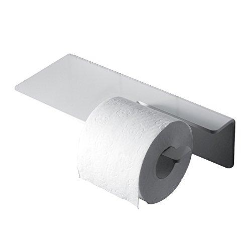 Radius Puro Toilettenpapier Halter Weiss WC-Papierhalter 906 B