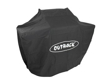 Hunter and Spectrum 3 Burner Hooded BBQ Cover by Outback