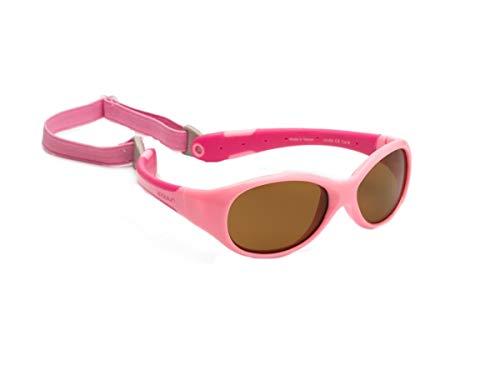 Koolsun - Flex - Baby Sonnenbrille - Pink Hot Pink - 0+ (0-3 Jahre)