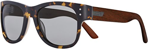 SHRED Sonnenbrille BELUSHKI SHNERWOOD tortoise/holz