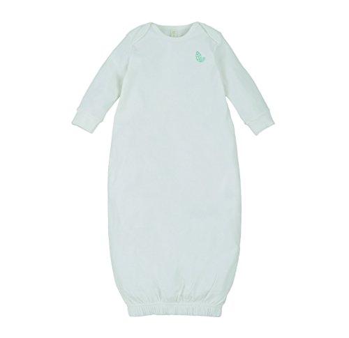 Sense Organics Unisex Baby Nightgown Off-White