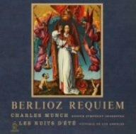 Berlioz:Requiem/Les Nuits D'et