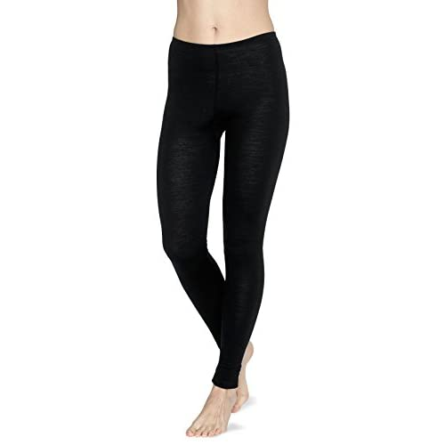 31o7sHNmVHL. SS500  - About 100% TEC Merino Wool Ultra Soft Woman Long Pants Underpants Made in EU