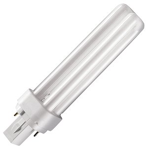 Osram 586641 G24d 18 Watt Compact Fluorescent Light Dulux Lamp