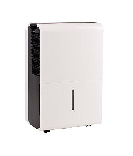Comfee Luftentfeuchter / Bautrockner MDDP-40DEN1 / (40L in 24H) Raumgröße ca 80M² bzw. 200M³, 1 Stück, Weiß / Schwarz