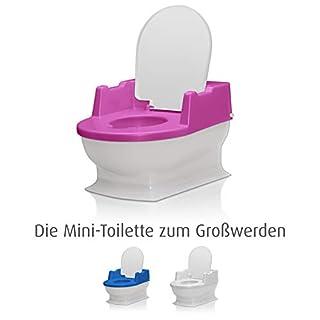 SitzFritz Kinder-Toilette, Töpfchen und Toilettentrainer, perlmarine (B002R5ABM8) | Amazon price tracker / tracking, Amazon price history charts, Amazon price watches, Amazon price drop alerts