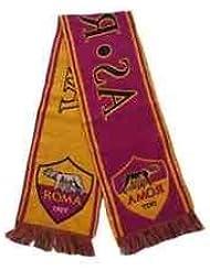 Schal A.S. Roma Offizielle Football Club A.S. Roma Schal Roma Serie A Italien