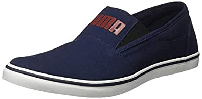 Puma Men's Peacoat-Pomegranate Sneakers-6 UK/India (39 EU) (4060978759573)