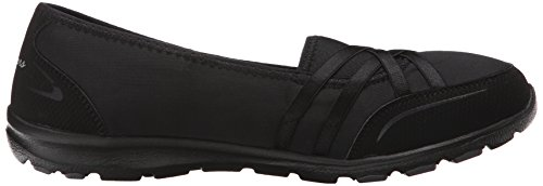 Piselli Skechers Sport in un baccello Slip-On piano Black