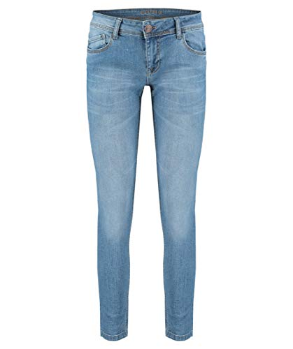BlueFire Damen Jeans Tyra Super Tight Fit Blue (82) 27/30