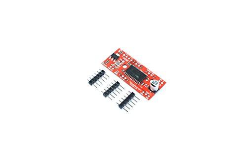 Easydriver stepper Motor driver v4.4singolo asse rampe Arduino Pi