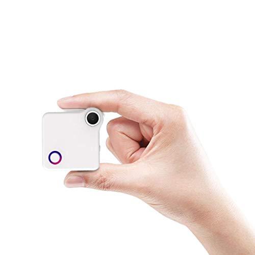 MENRAN Spion versteckte Kamera Mini Kamera HD 720P Indoor Home kleinste Spion Nanny Cam Überwachungskameras wasserdicht mit 6 LED-Leuchten (größe : No Memory Card)