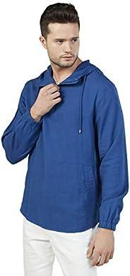 Iconic Men's 2300315 LINO Woven Regular Shirt,