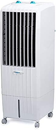 Symphony Diet 12T Personal Tower Air Cooler 12-litres, Multistage Air Purification, Honeycomb Cooling Pads, Po