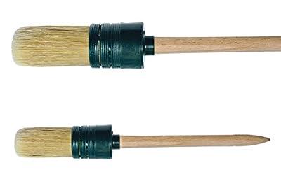 PREMIUM Lack Ringpinsel CHINEX Mix PROFI Rundpinsel Lackierpinsel Lackpinsel Maler Lack Pinsel für wasserverdünnbare Lacke