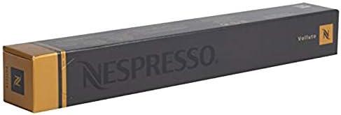 Nespresso Volluto Espresso Coffee 10 Capsule Sleeve - 50 gm