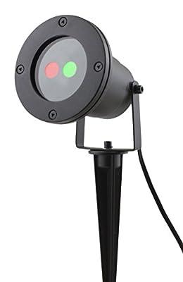 Night Stars Laser Sternen-Projektor für Innen und Außen