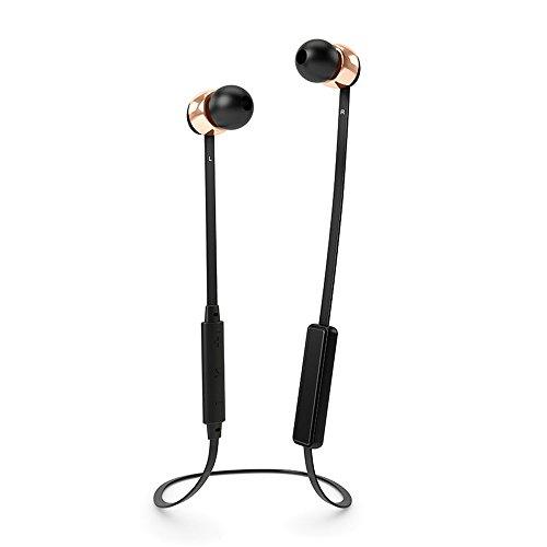 Sudio Vasa BLÅ Dentro de oído Binaural Inalámbrico Negro, Rose Gold - Auriculares (Inalámbrico, Dentro de oído, Binaural, Intraaural, 18-23000 Hz, Negro, Rose Gold)