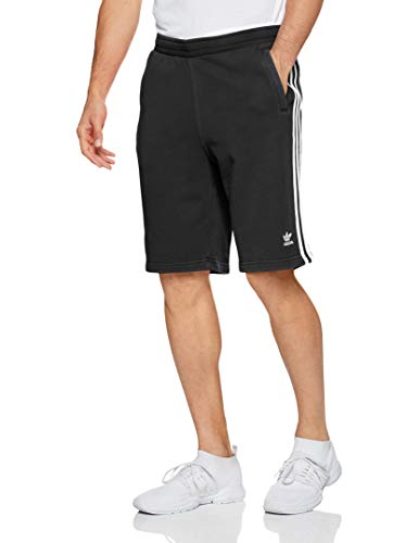 adidas Herren 3-Stripe Shorts, Black, M -