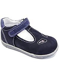 91927f14f8b4a Balocchi Over 492120 23 25 Navy Blu Scarpe Bambino Sandali Chiusi Strappo