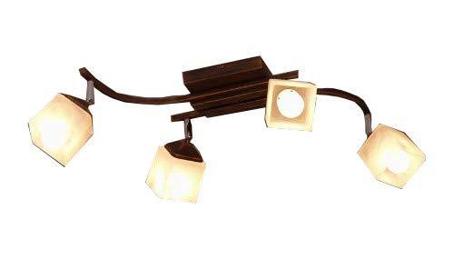 APM Zara MZ-4 - Lámpara de techo de diseño (1 focos): Amazon.es ...