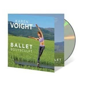 Karen Voight Ballet Bodysculpt DVD - Region 0 worldwide