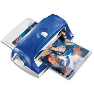 Plastificatrice a freddo manuale'creative station' senza elletricità ne pile