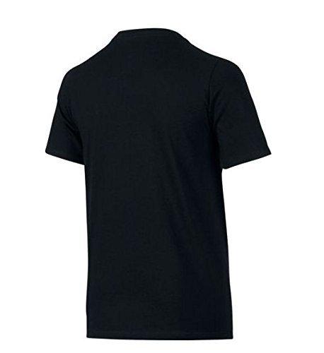 Nike CTN Play Sketch YTH - Kurzärmeln T-Shirt Schwarz - S - Jungen