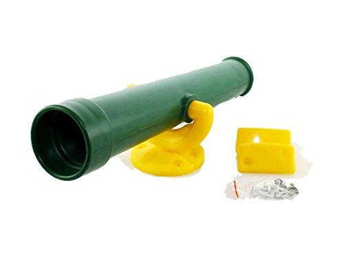 Telescopio de Juguete HIKS Color Verde para niños